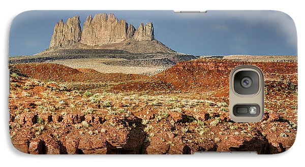 Galaxy Case featuring the photograph Morning View by Nikolyn McDonald