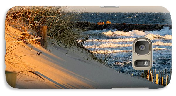 Galaxy Case featuring the photograph Morning's Light by Dianne Cowen