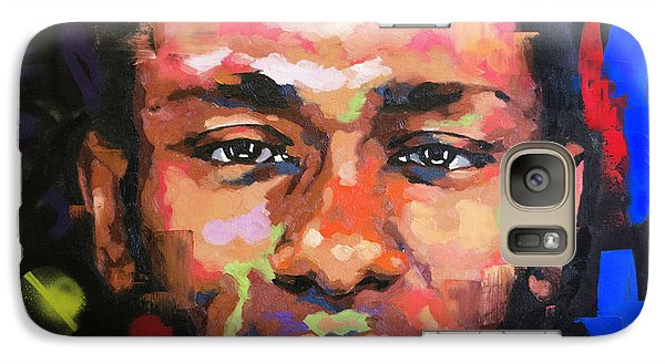 Jay Z Galaxy S7 Case - Mos Def by Richard Day