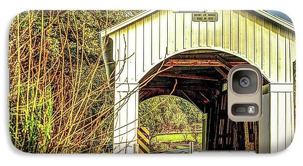 Mosby Creek Bridge Galaxy S7 Case