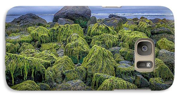 Moss Rocks Galaxy S7 Case
