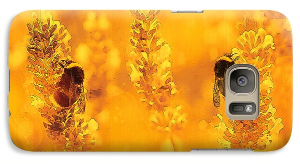 Galaxy Case featuring the digital art Mother Nature At Work    by Fine Art By Andrew David