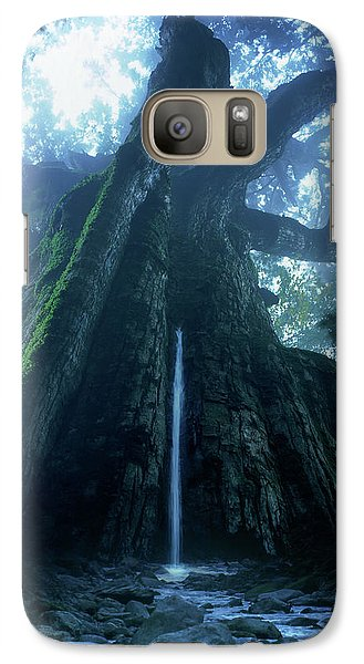 Mother Tree Galaxy S7 Case by Tatsuya Atarashi