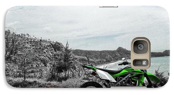 Motocross Galaxy S7 Case