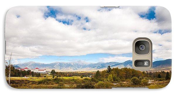 Mount Washington Hotel Galaxy S7 Case