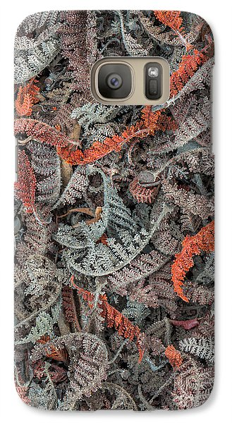 Mountain Misery Leaf Litter Galaxy S7 Case