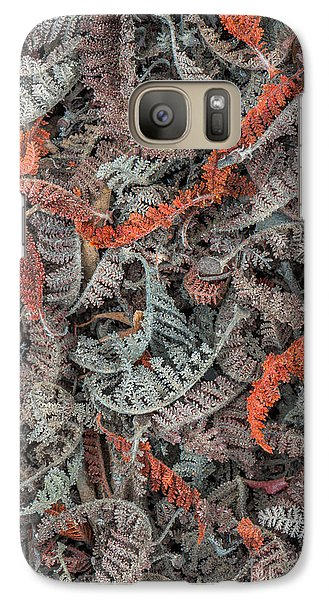 Galaxy Case featuring the photograph Mountain Misery Leaf Litter by Alexander Kunz