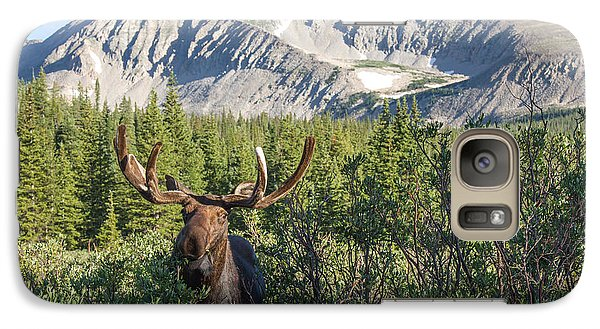 Mountain Moose Galaxy S7 Case