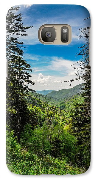 Mountain Pines Galaxy S7 Case