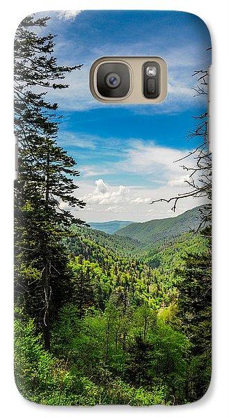 Mountain Pines Galaxy S7 Case