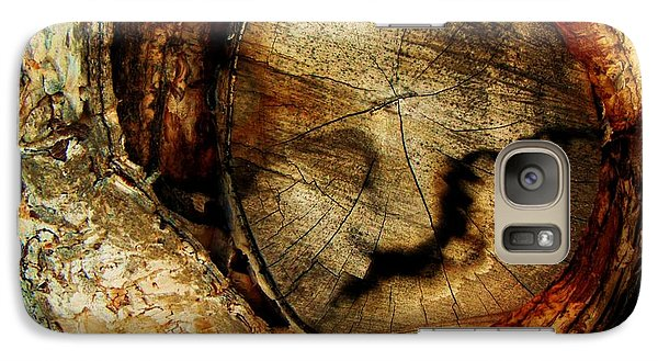 Galaxy Case featuring the photograph Mountain by Vanessa Palomino