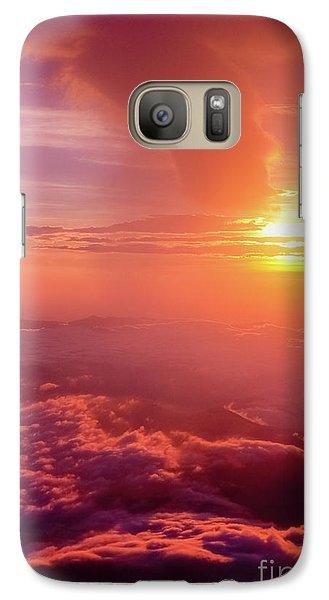 Mountain View Galaxy S7 Case by Tatsuya Atarashi