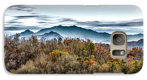 Galaxy Case featuring the photograph Mountains 2 by Walt Foegelle
