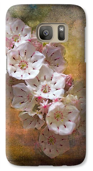 Mountain Laurel Galaxy S7 Case
