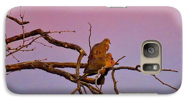 Mourning Doves Galaxy S7 Case