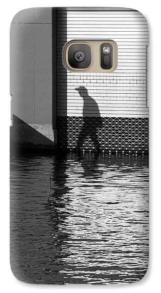 Galaxy Case featuring the photograph Movin On by Colleen Williams