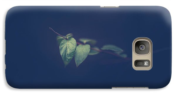 Galaxy Case featuring the photograph Moving In The Shadows by Shane Holsclaw