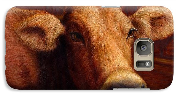 Mrs. O'leary's Cow Galaxy S7 Case