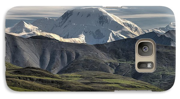 Galaxy Case featuring the photograph Mt. Mather by Gary Lengyel