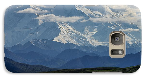 Galaxy Case featuring the photograph Denali by Gary Lengyel