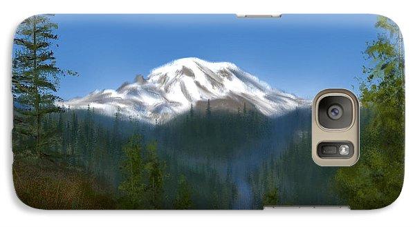 Mt Rainier Galaxy S7 Case