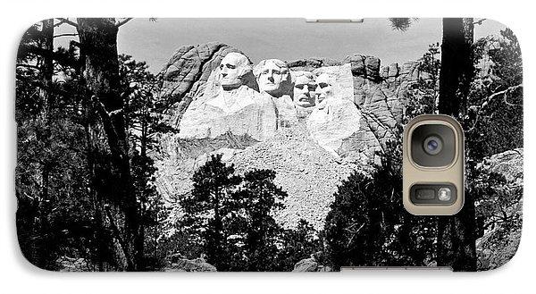 Mt Rushmore Galaxy S7 Case