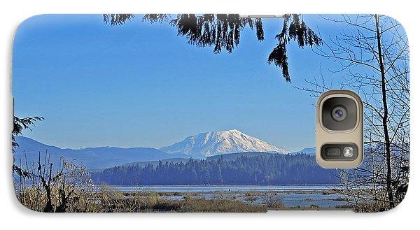 Mt St Helens Galaxy S7 Case