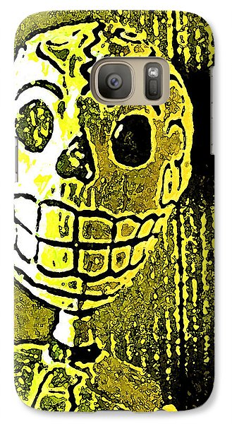 Galaxy Case featuring the photograph Muertos 1 by Pamela Cooper