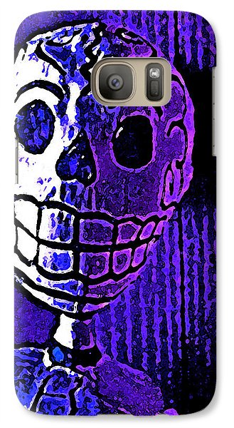 Galaxy Case featuring the photograph Muertos 2 by Pamela Cooper