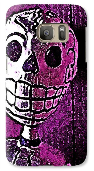 Galaxy Case featuring the photograph Muertos 3 by Pamela Cooper