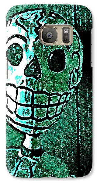 Galaxy Case featuring the photograph Muertos 4 by Pamela Cooper