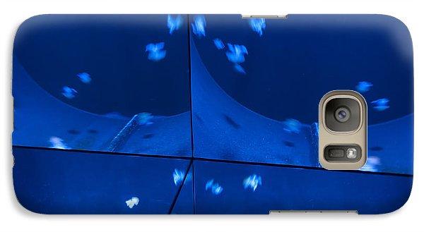 Galaxy Case featuring the photograph Multiplication - Jellyfish by Menega Sabidussi