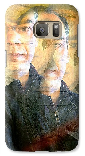 Galaxy Case featuring the photograph Multiverse by Prakash Ghai