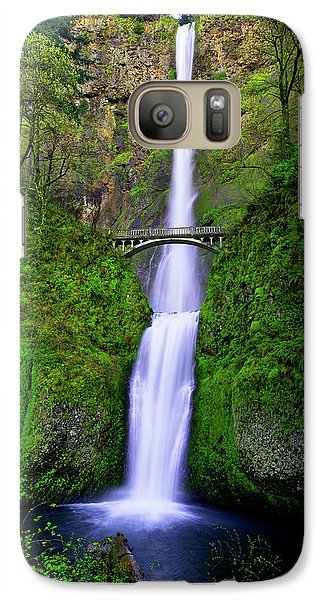 Fairy Galaxy S7 Case - Multnomah Dream by Chad Dutson