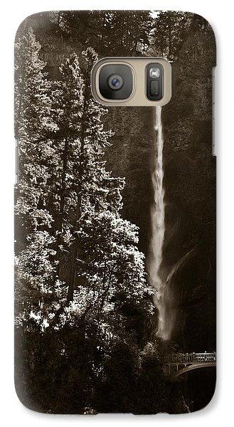 Multnomah Falls Galaxy S7 Case