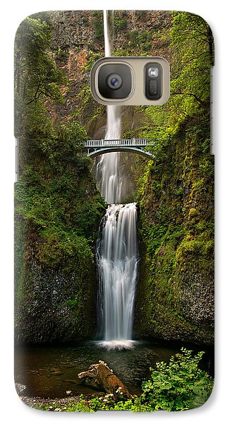 Multnomah Falls Galaxy S7 Case