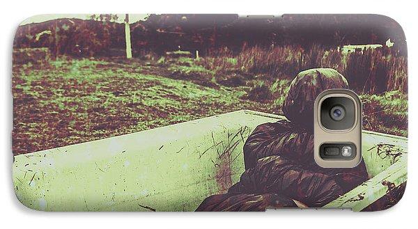 Murder Body Bag Galaxy S7 Case