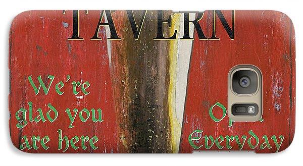 Murphy's Tavern Galaxy Case by Debbie DeWitt