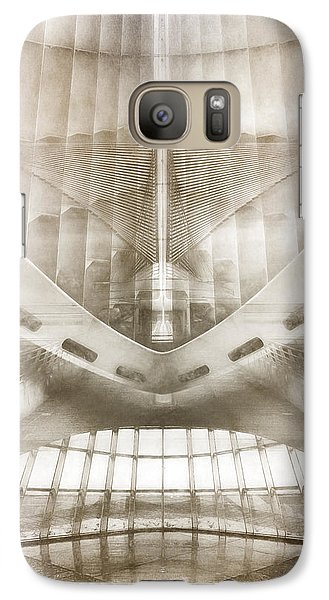 Museum Inside Out Galaxy Case by Scott Norris