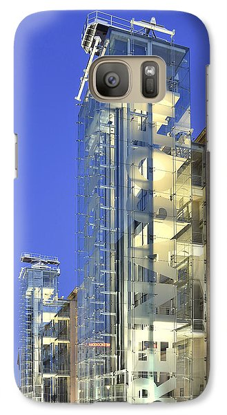 Galaxy Case featuring the photograph Museum Reina Sofia  by Marek Stepan