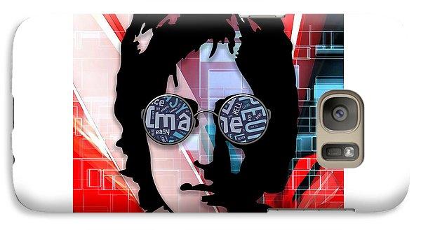 Music Legend John Lennon Galaxy S7 Case