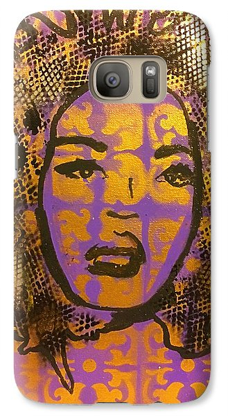 Music Mother  Galaxy S7 Case by Miriam Moran