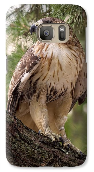 Galaxy Case featuring the photograph My Best Side by Cheri McEachin