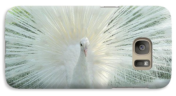 Galaxy Case featuring the photograph My Bird by Denise Moore