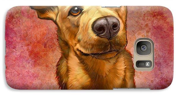 Portraits Galaxy S7 Case - My Buddy by Sean ODaniels