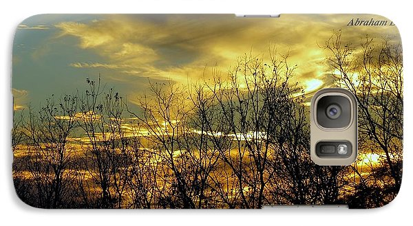 Galaxy Case featuring the photograph My Chance by David Norman