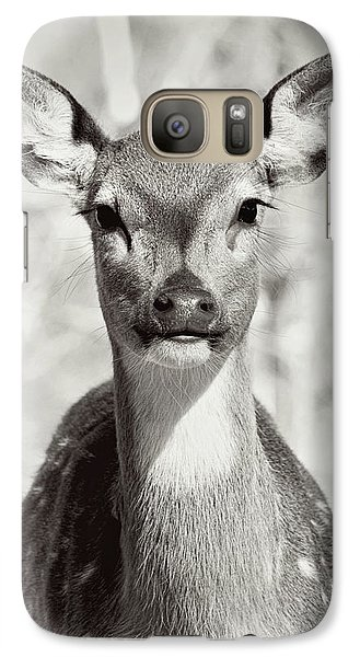 Galaxy Case featuring the photograph My Dear by Jessica Brawley