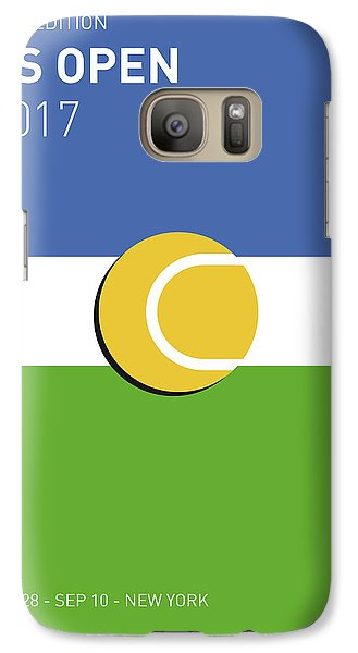 My Grand Slam 04 Us Open 2017 Minimal Poster Galaxy S7 Case