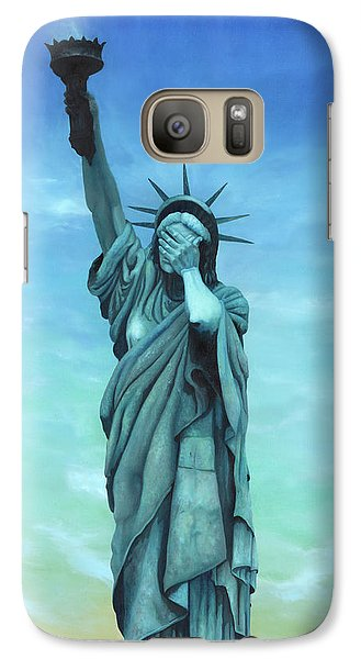 My Lady Galaxy S7 Case by Kd Neeley