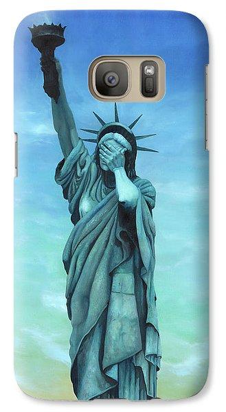 My Lady Galaxy S7 Case by Kd Neeley